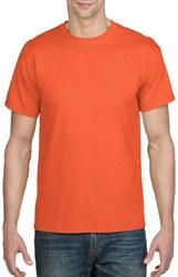 Case of [12] Irregular Gildan T-Shirts Style 8000 Orange - Size Medium