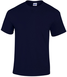 Case of [12] Gildan T-Shirt Style 5000 Navy - Size Large