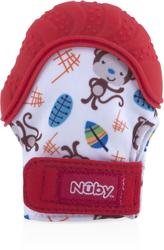 Case of [16] Nuby? Happy Hands Teething Mitten