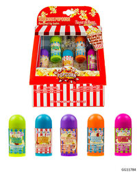 Case of [48] Expressions Girl Popcorn-flavored Lip Balm Set - 5 Piece