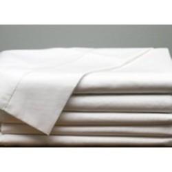 "Case of [120] Standard White Pillowcase T-180 - 42"" x 34"""