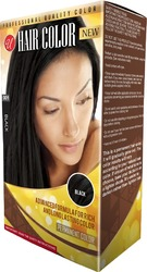 Case of [48] Women's Professional Quality Hair Color - Black