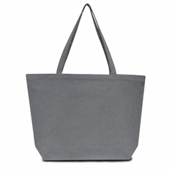 Case of [72] Seaside Cotton Pigment Dyed Large Tote - Gray