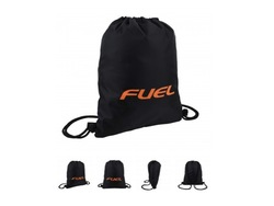"Case of [100] 19"" Basic Fuel Drawstring Backpack"
