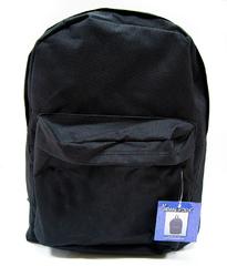 """Case of [12] 15"""" Basic Backpack - Black"""
