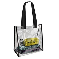 Category: Dropship Travel & Bags, SKU #2303764, Title: Case of [50] Clear Tote Bag