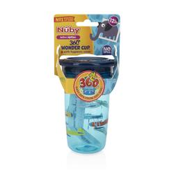 Case of [24] Nuby Printed 360 Wonder Cup 10 oz