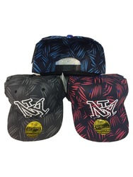 Case of [36] NY Snapback Hat assorted colors