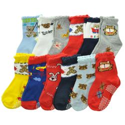 Case of [120] Angelina Baby Cotton Blend Socks - Size 12-24M