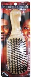 Case of [24] Firm Boar Bristle Hair Brush