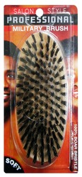 Case of [24] Oval Wooden Hair Brush - Soft