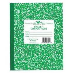 Case of [144] Roaring Springs Grade 1 Composition Book