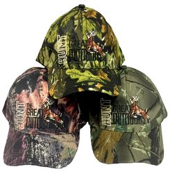 Case of [36] The Great Out Door Hunt Hat