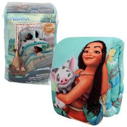 Case of [1] Comforter Twin Disney Moana