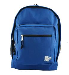 "Case of [24] 17"" Classic Multi-Pocket Backpacks - Black"