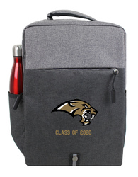 "Case of [12] 15"" Premium Utility Computer Backpack - Two Tone"