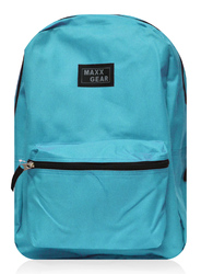 """Case of [24] 18"""" Maxx Gear Basic Backpack - Turquoise"""