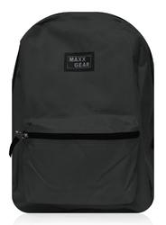 "Case of [24] 16"" Maxx Gear Basic Backpack - Black"