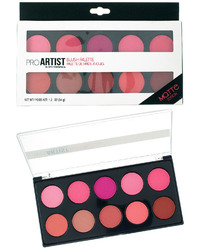 Case of [48] Style Essentials Pro Artist Blush Palette - 10 Shades, Matte