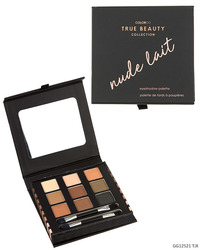 Case of [48] ColorCo True Beauty Collection Matte Nude Lait Eyeshadow Palette - 9 Colors