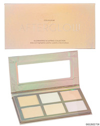 Case of [48] Color Story Afterglow Highlighter Palette - 6 Shades