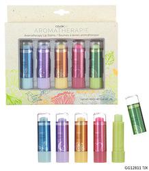 Case of [48] ColorCo Aromatherapie Lip Balm Collection - 5 Balms