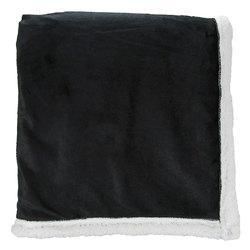 Case of [10] TrailWorthy Sherpa Blanket - Black