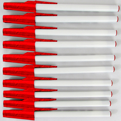 Case of [576] Red Stick Pen