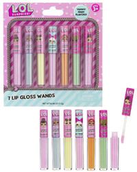 Case of [24] L.O.L. Surprise! Lip Gloss Set - 7 Piece