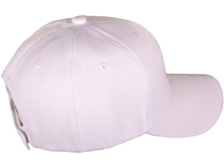 Category: Dropship Apparel, SKU #2340423, Title: Case of [36] Solid Baseball Cap - White