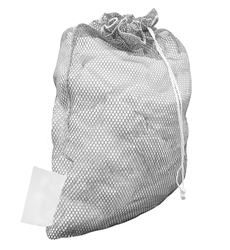 Category: Dropship Household, SKU #2341839, Title: Case of [240] Cotton Plus Mesh Laundry Bag 24