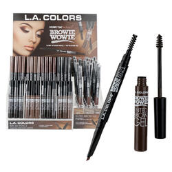 Case of [180] L.A Colors Brow Gel and Pencil Set