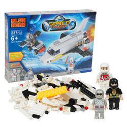 Case of [12] 237 Piece Space Explorer Building Playset