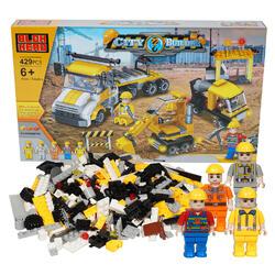 Case of [6] 429 Piece City Builder Building Playset