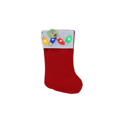 Category: Dropship Party Supplies, SKU #2353412, Title: Case of [96] Jumbo Christmas Stocking with Lights