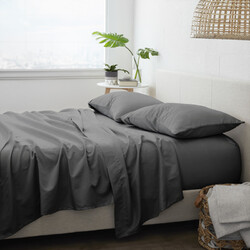 Case of [12] Home Collection Premium Ultra Soft Flannel Bed Sheet Set - 4 Piece