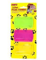Category: Dropship Pet Supplies, SKU #317862, Title: Case of [144] Pet Flea Combs
