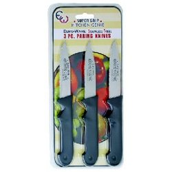3 Piece Paring Knives