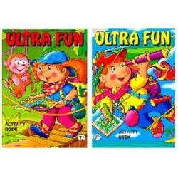 Case of [36] Ultra Fun Coloring Books