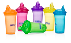 Case of [96] Nuby? No Spill Gripper Cup 9 oz
