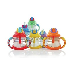 Case of [36] Nuby? Two Handled Cup 8 oz