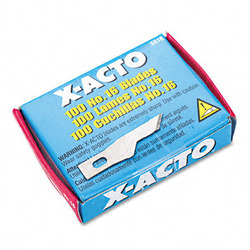 #16 Bulk Pack Blades for X-Acto Knives 100/Box