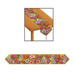 Case of [24] Printed Luau Table Runner