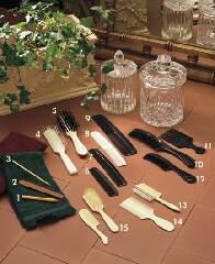Case of [288] Freshscent Pediatric Comb and Brush Set