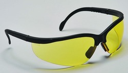 Category: Dropship Dollardays, SKU #571493, Title: Case of [60] Wolverine Safety Glasses - Amber