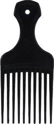 "Case of [576] Black Hair Pick - 5 1/4"" long"