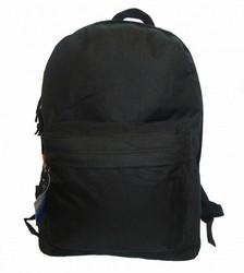 """Case of [36] 18"""" Basic Backpack - Black"""