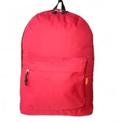 "Case of [36] 18"" Basic Backpack - Red"