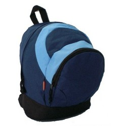"""Case of [12] 14"""" Classic Backpack - Navy/Blue"""