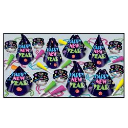 Case of [100] Neon Midnight Hat Assortment
